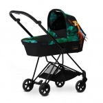 */Коляска 2 в 1 Cybex MIOS Black Birds of Paradise