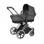 */Коляска 2 в 1 Cybex Priam Chrome с колесами All Terrain